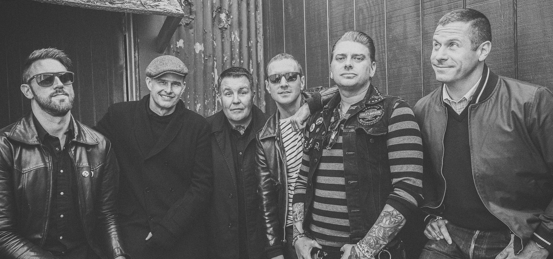 Dropkick Murphys Shipping up to Pol'and'Rock 2021