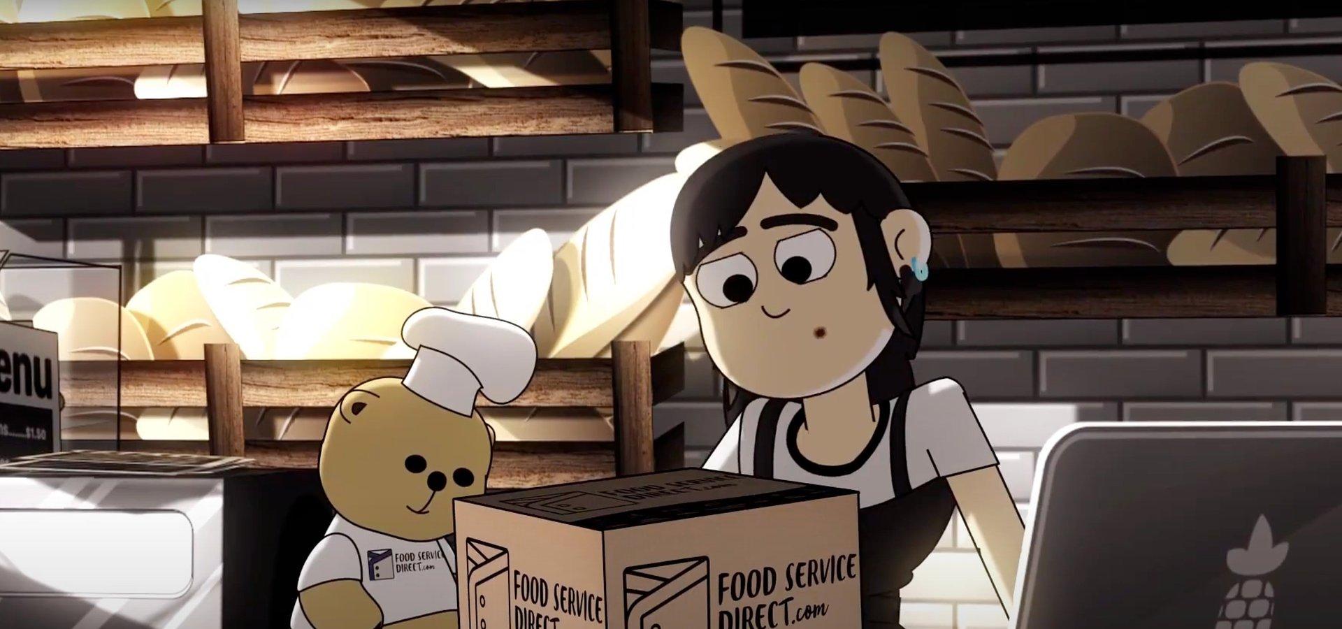 FoodServiceDirect.com Supplies Food Trucks