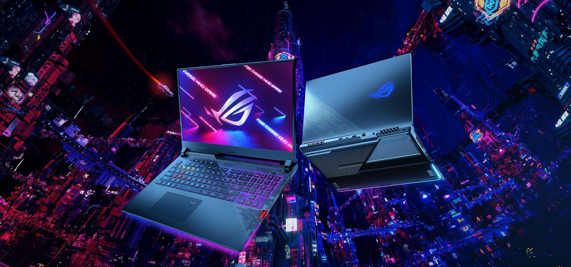 Nowa rodzina ROG Strix z premierą najszybszego na świecie ekranu laptopowego