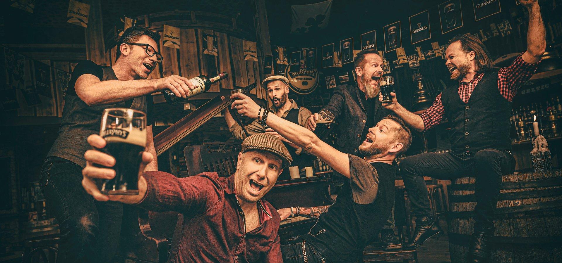 Urodziny Fiddler's Green na Pol'and'Rock Festival