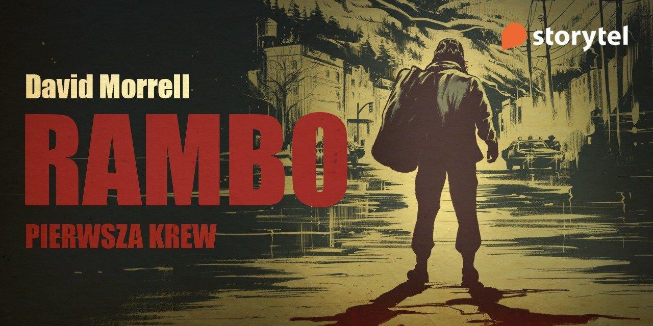 Leszek Lichota głosem Rambo!