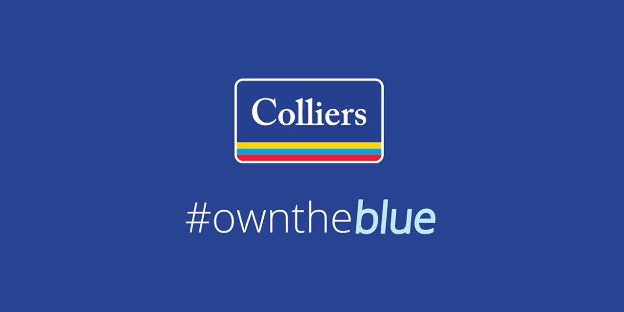 Nowa identyfikacja wizualna firmy Colliers