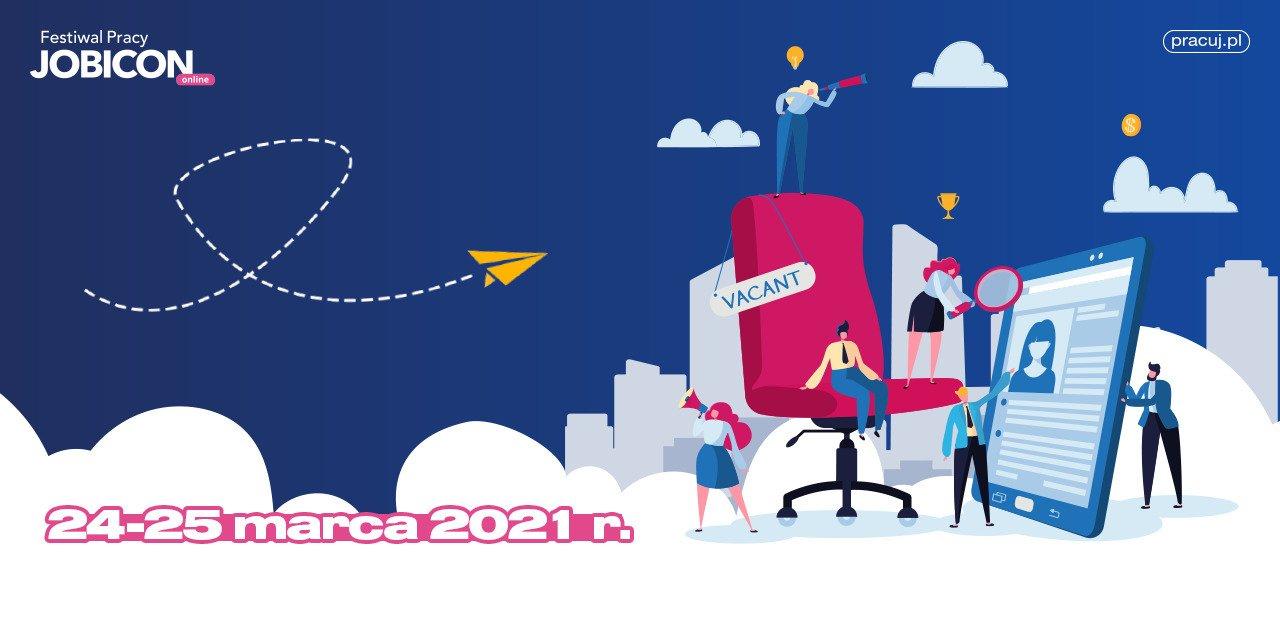 JOBICON Online powraca! Start już 24 marca