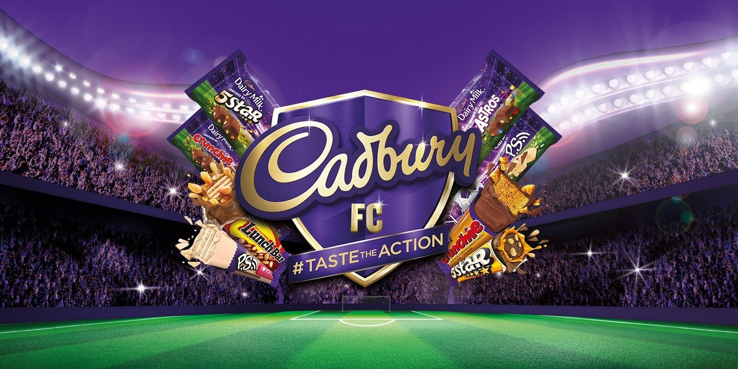 Cadbury Offers Fans a Chance to #TasteTheAction