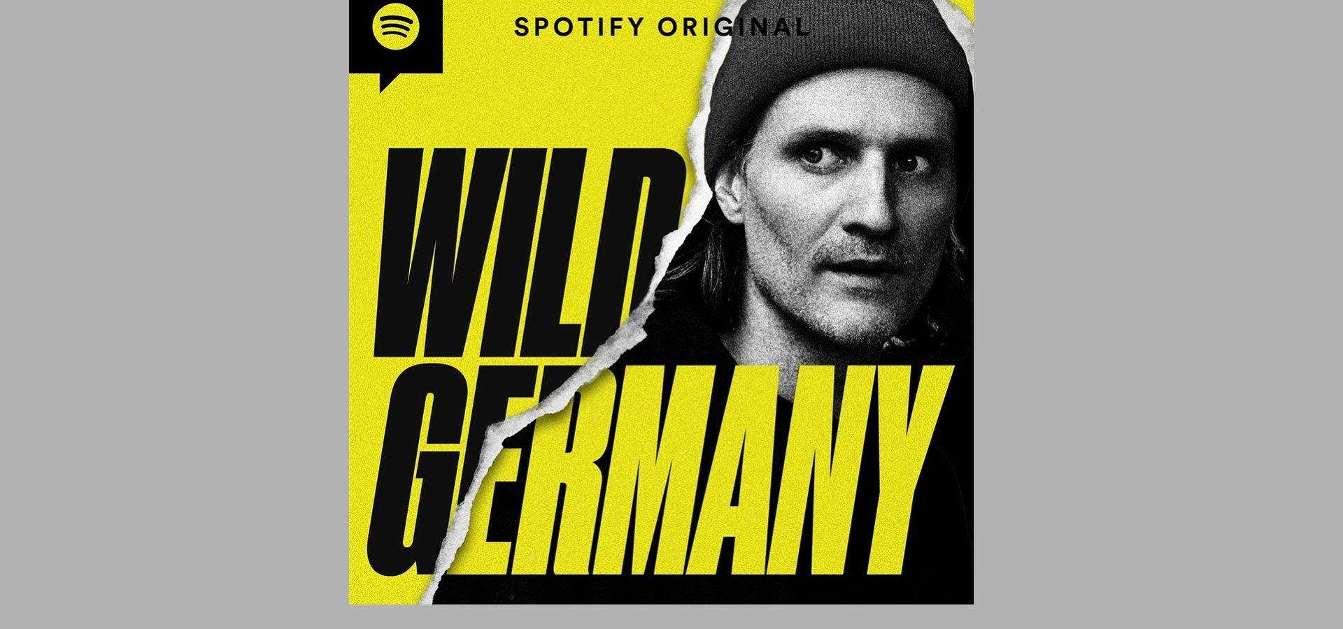 """Neuer Spotify Original Podcast """"Wild Germany"""" von und mit Manuel Möglich über außergewöhnliche Menschen"""