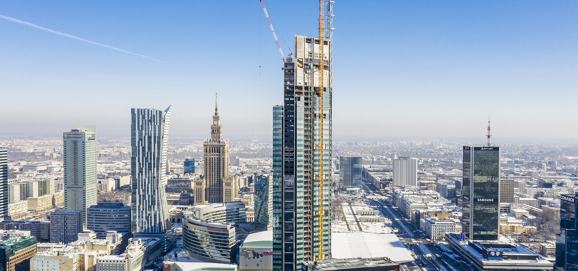 Varso Tower von HB Reavis wird höchstes Gebäude der EU