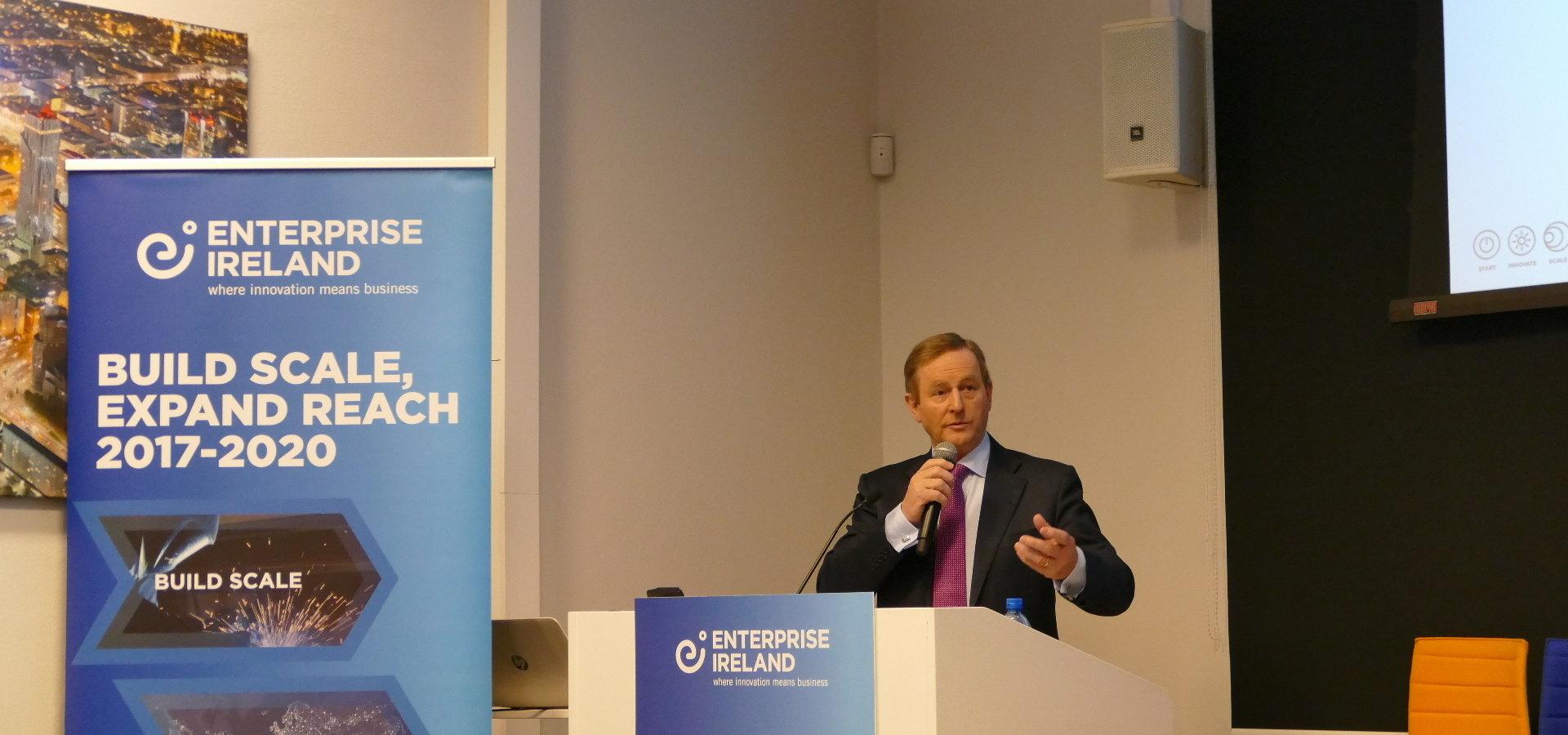 Irlandia w obliczu Brexitu zacieśnia współpracę gospodarczą z Polską