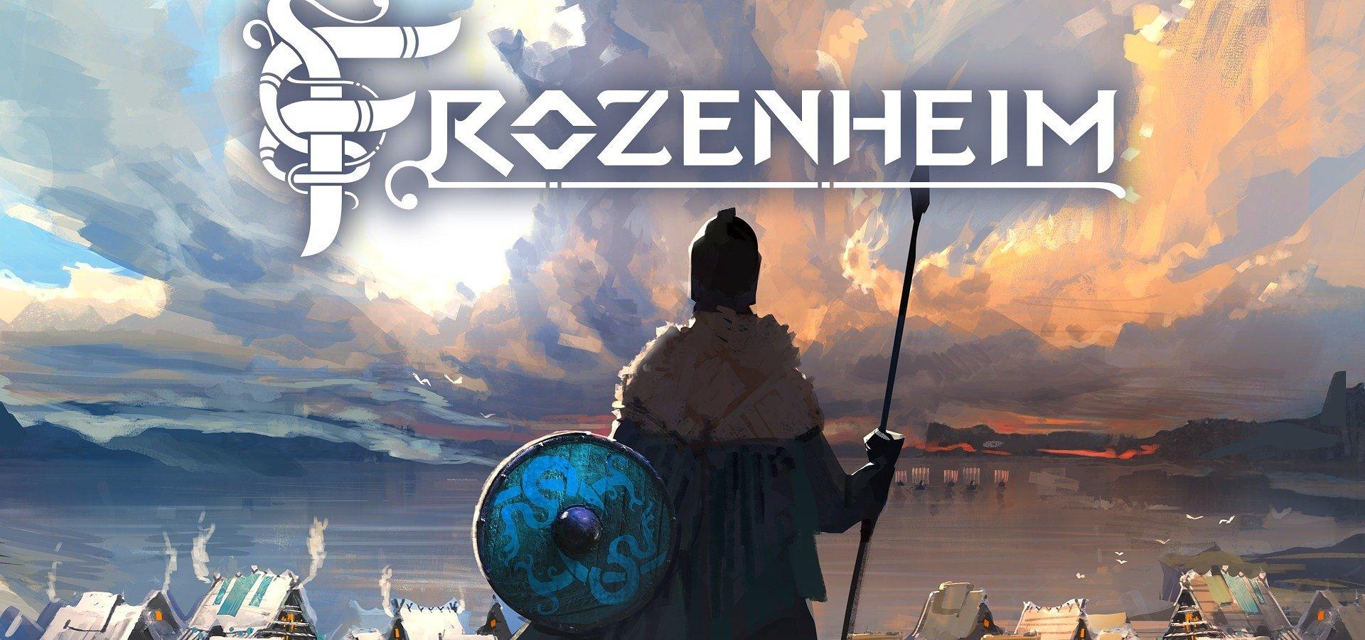 Zdobądź łaskę Odyna we Frozenheim. Strategia z wikingami zmierza na Steam