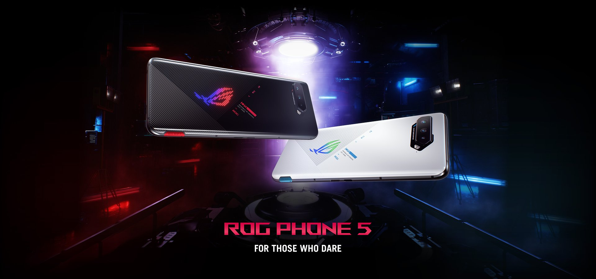 ASUS Republic of Gamers prezentuje serię smartfonów ROG Phone 5