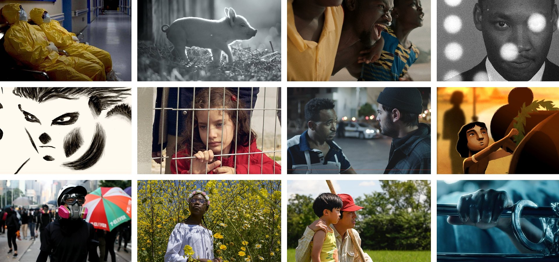 The 93rd ACADEMY AWARDS® SHORTLIST NOMINATIONS INCLUDE 15 FILMS SHOWCASED BY HEARTLAND FILM'S FESTIVALS