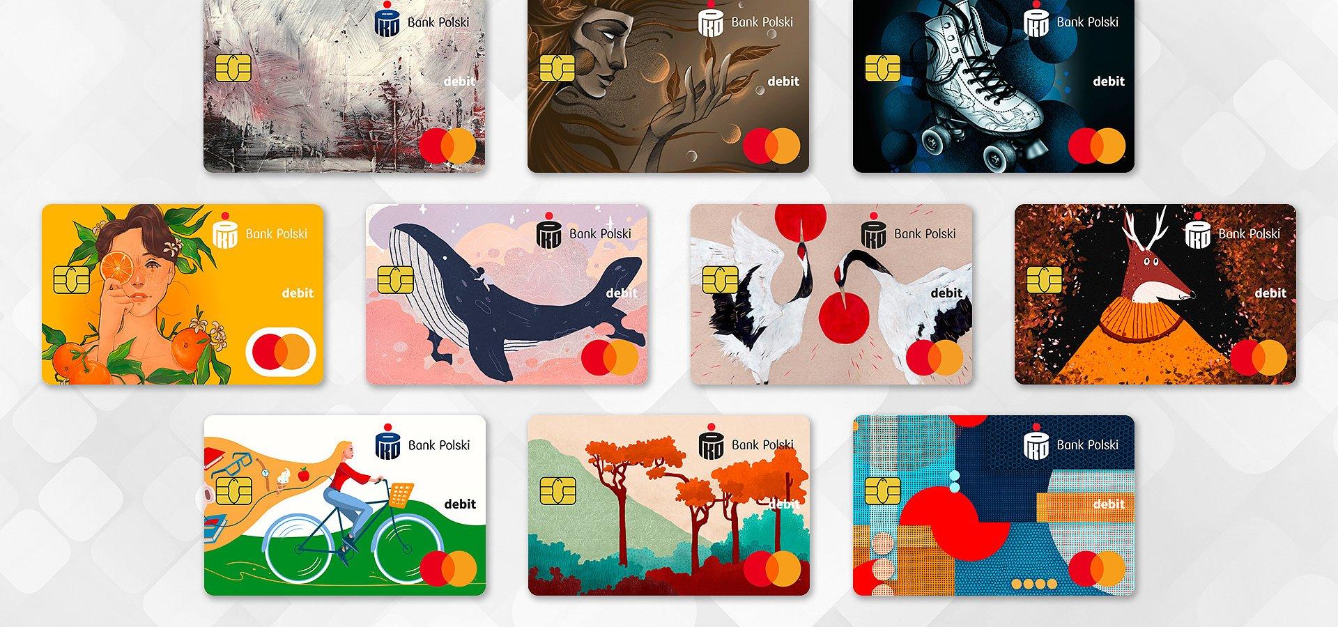 Karta płatnicza nie musi być nudna!