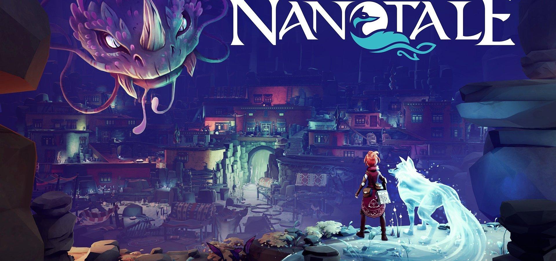 Magiczne po(d)pisy - Nanotale trafi na Steam i Google Stadia jeszcze w tym miesiącu