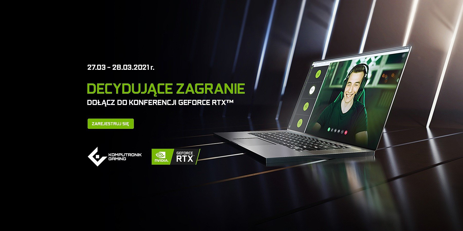 Nvidia RTX Conference już w ten weekend!