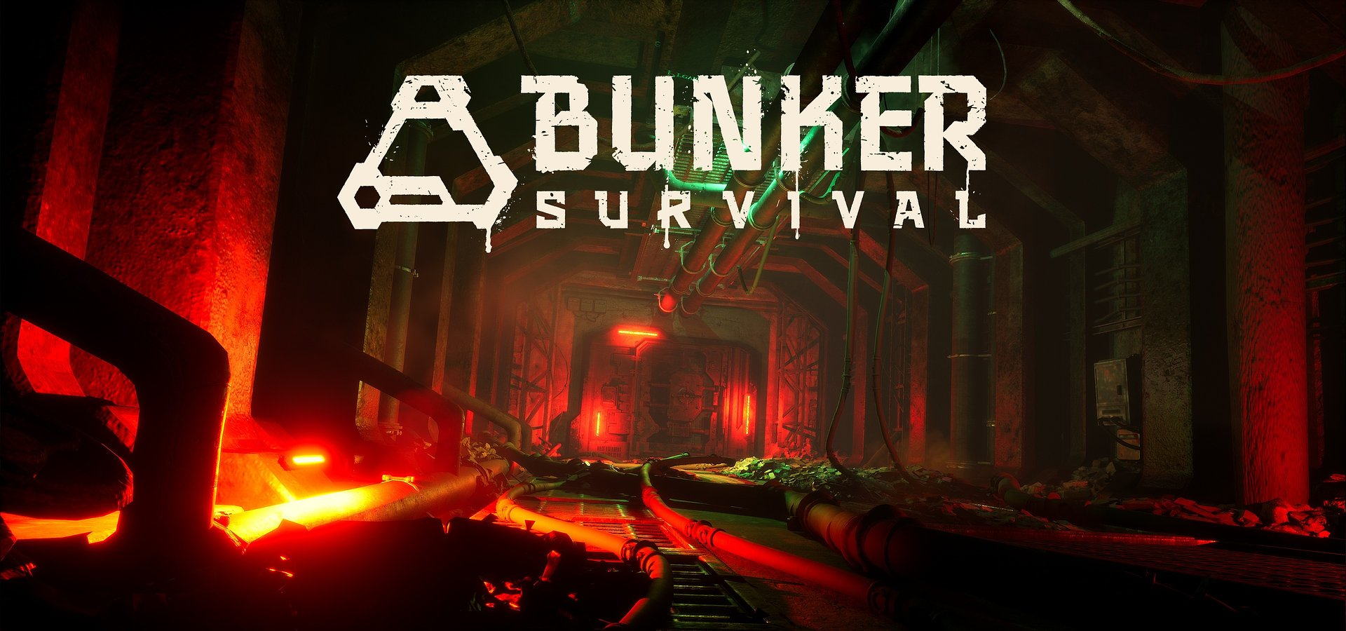 When the earth becomes contaminated, humanity finds shelter in underground bunkers. Game Island announces thair another game - Bunker Survival.