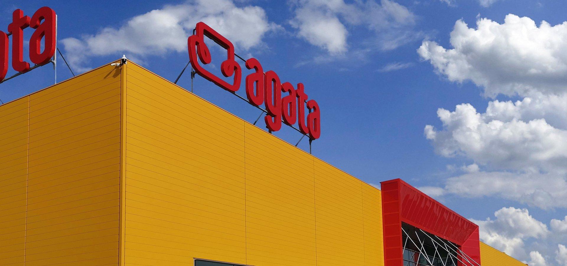 Salony Agata umożliwiają różne opcje zrobienia zakupów podczas lockdownu