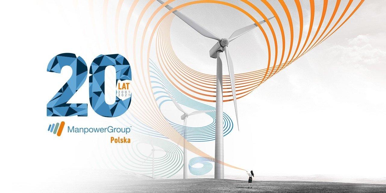 20 lat ManpowerGroup w Polsce