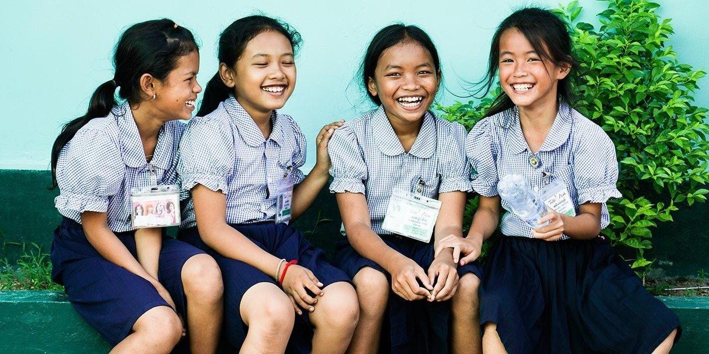 Special COVID-19 Charity Donation: Toutes à l'école