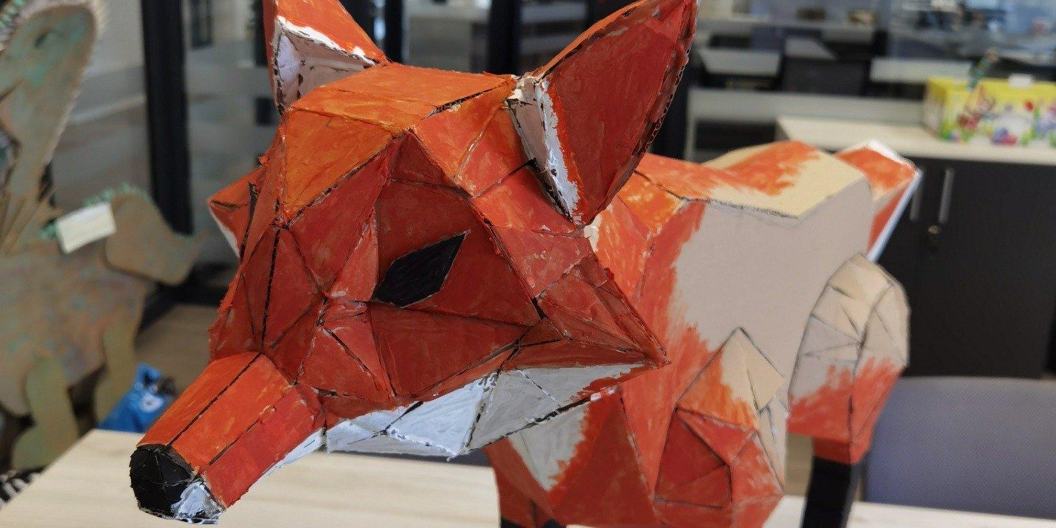 Recyklingowe Zwierzaki Cudaki