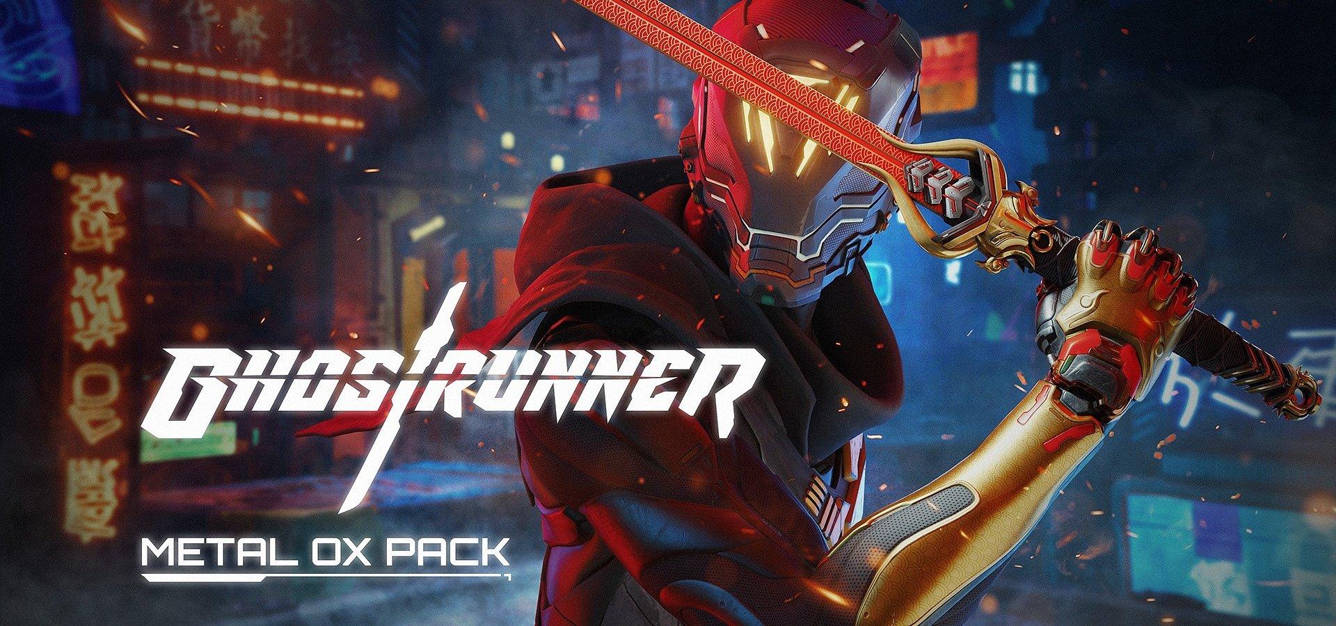 Nowe, darmowe tryby do Ghostrunnera. Premiera kosmetycznego DLC. Fizyczna edycja na Nintendo Switch już w czerwcu