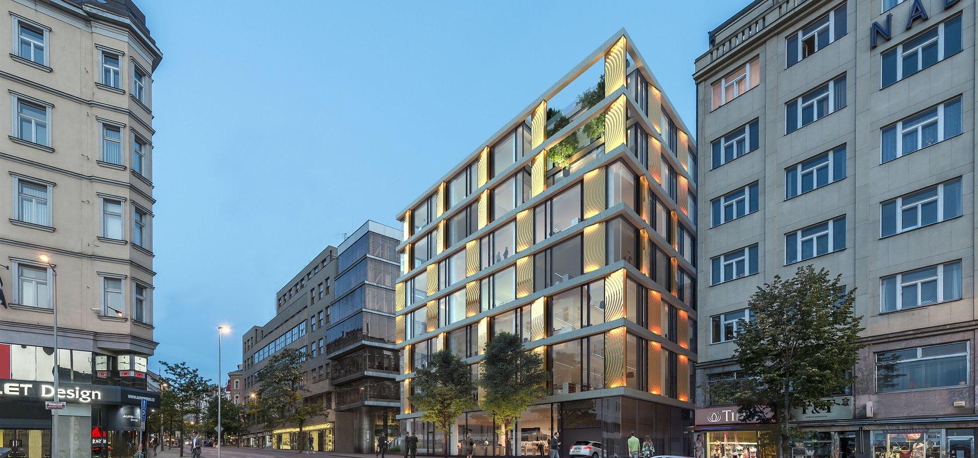 HB Reavis prodal lukrativní pozemek v centru Prahy za rekordních 870 milionů korun