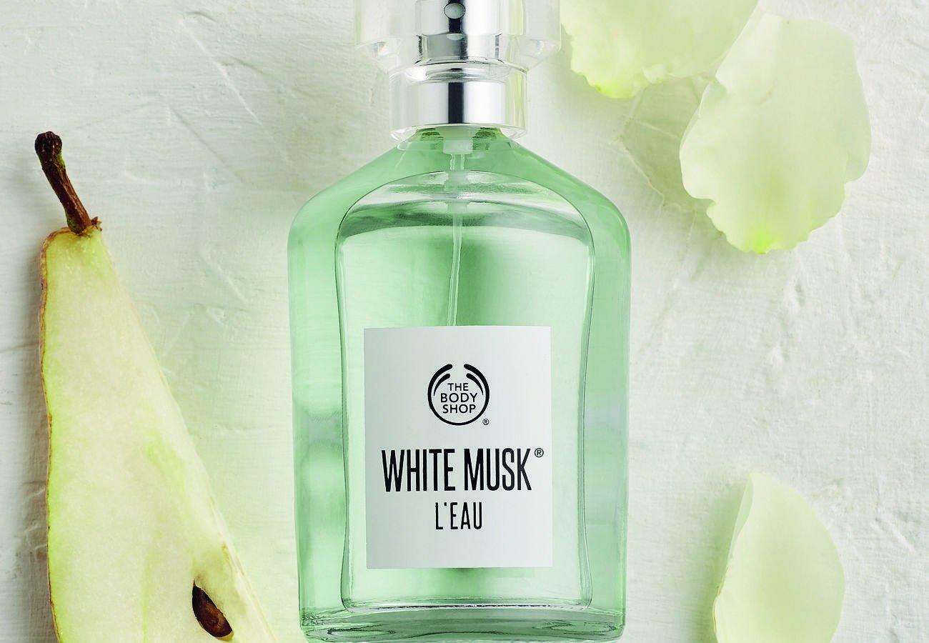 Wiosenne odświeżenie White Musk – nowy zapach od The Body Shop
