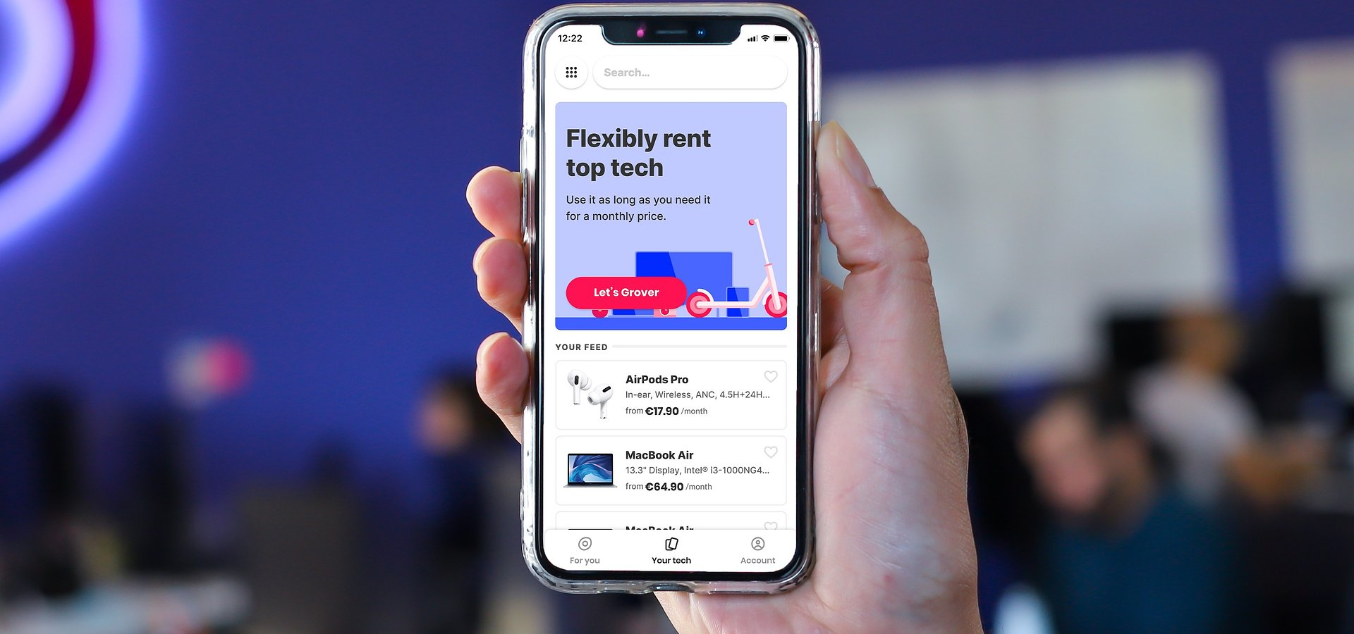 Berlin-based tech subscription service Grover surpasses €50M in Annual Recurring Revenue and releases 2020 growth report