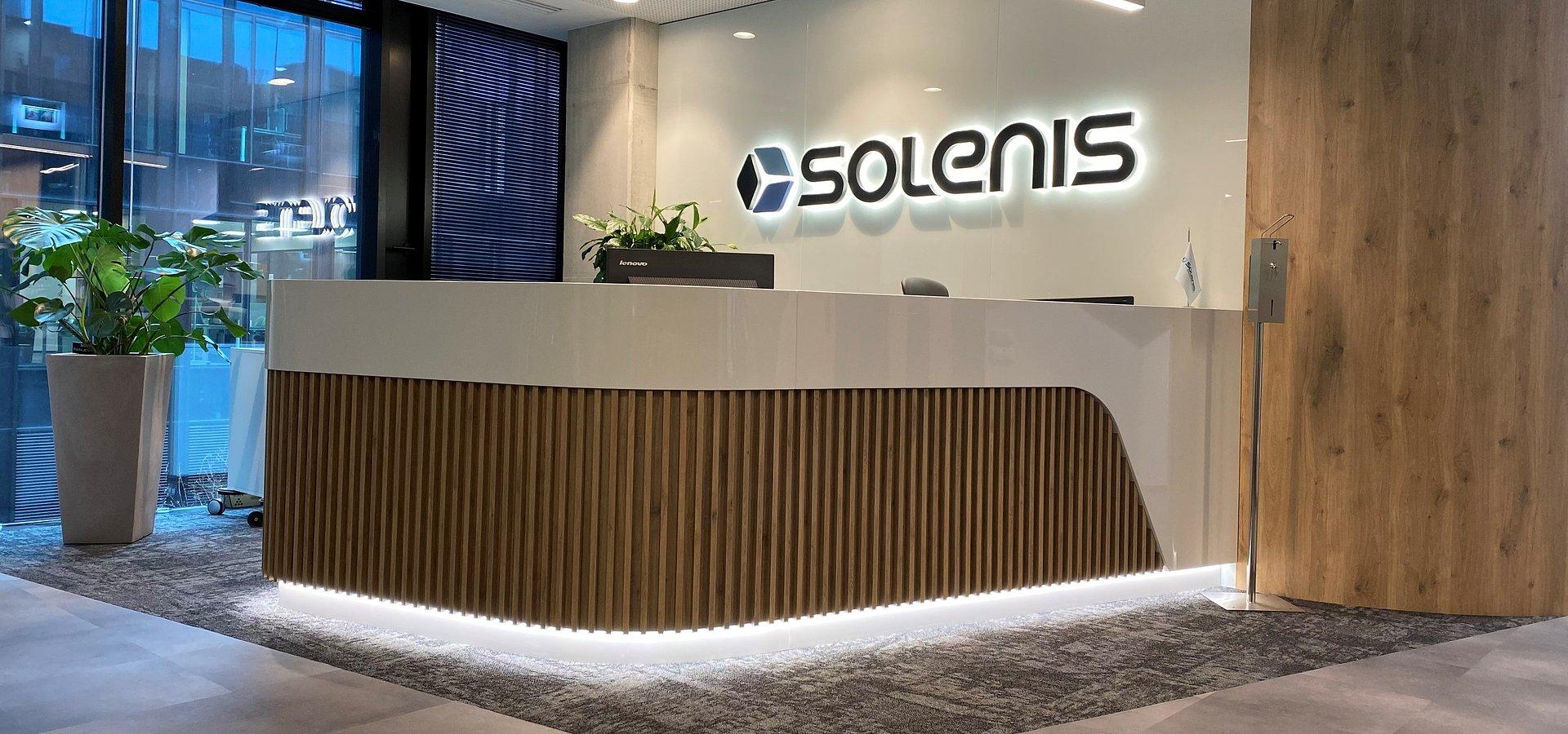 Solenis zmienia lokalizację centrum usług w Warszawie