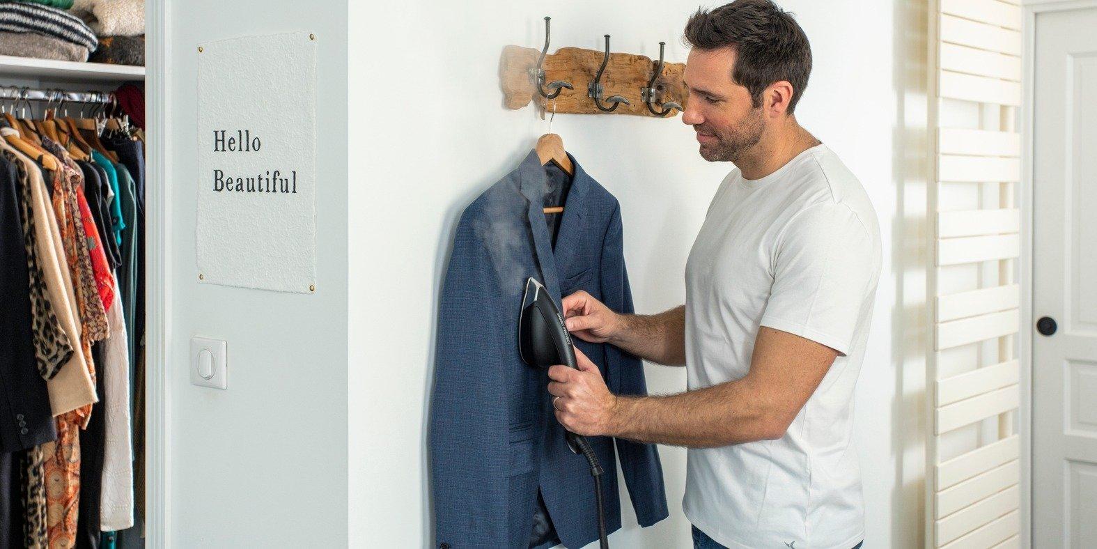 Soluções Rowenta para engomar e higienizar