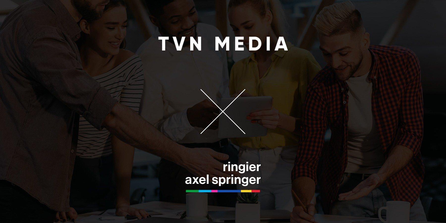 TVN Media i Biuro Reklamy Ringier Axel Springer Polska wprowadzają na rynek pierwszy partnerski produkt content marketingowy łączący TV & Digital