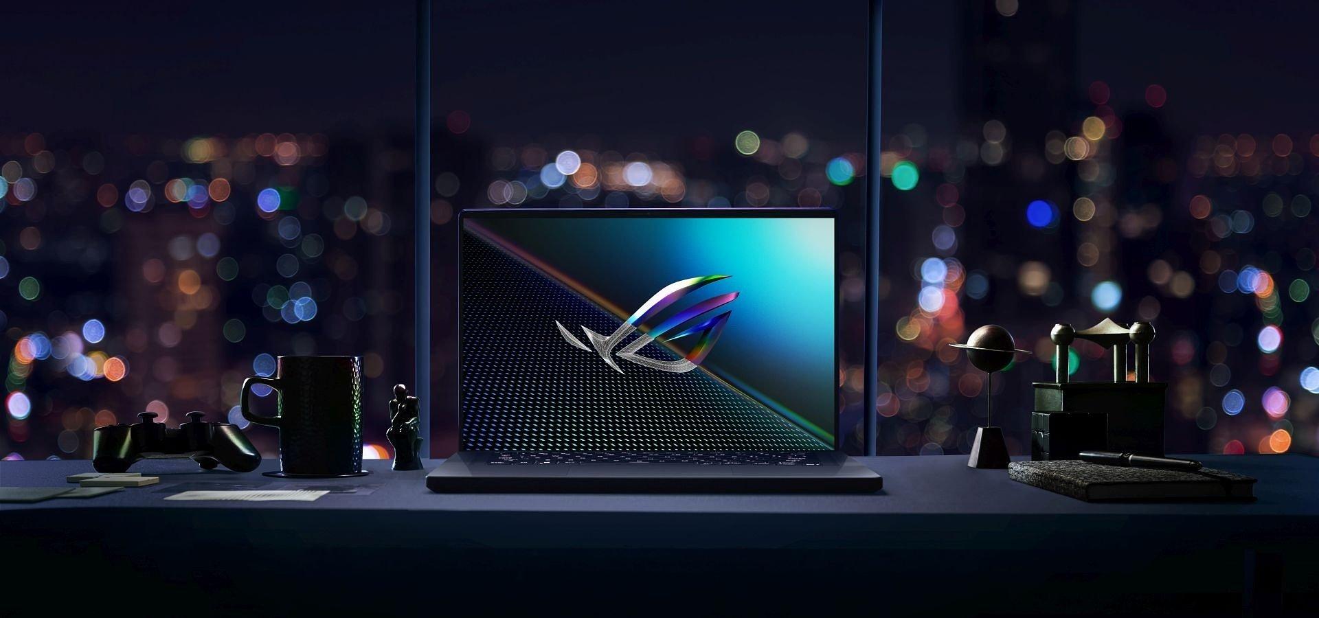 ROG prezentuje laptopa gamingowego Zephyrus M16 z ekranem 16″ w obudowie formatu 15″