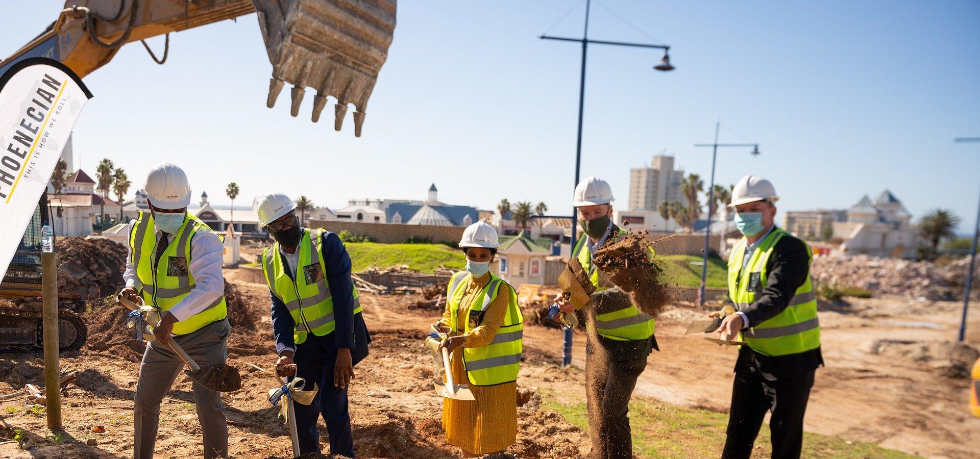 Construction kicks-off at the R500-million Boardwalk Mallunfold_more