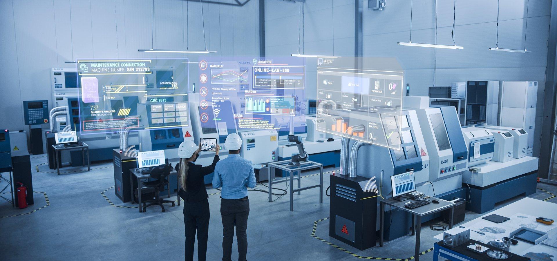 Konkurs Fabryka Przyszłości dla najbardziej nowoczesnych firm z sektora przemysłowego!