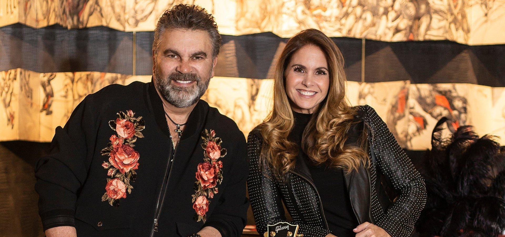 """Lucero y Mijares agradecen al público que se conectó a su show vía streaming """"Siempre Amigos"""""""