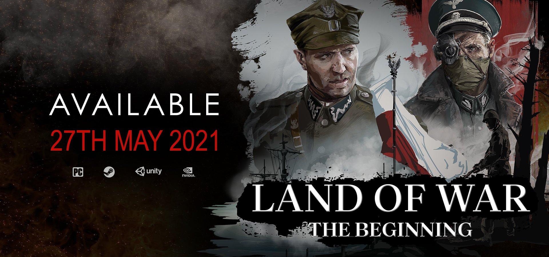 """""""Nie znamy pojęcia pokoju za wszelką cenę!"""" Zobacz gameplay z Land of War: The Beginning"""