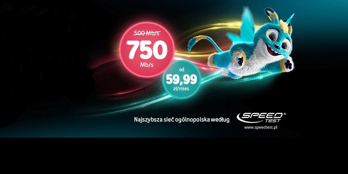 UPC startuje z najlepszymi ofertami na rynku, proponując klientom najszybszy internet i nagradzany dekoder 4K w elastycznych pakietach z usługami za 0 zł do dwóch miesięcy