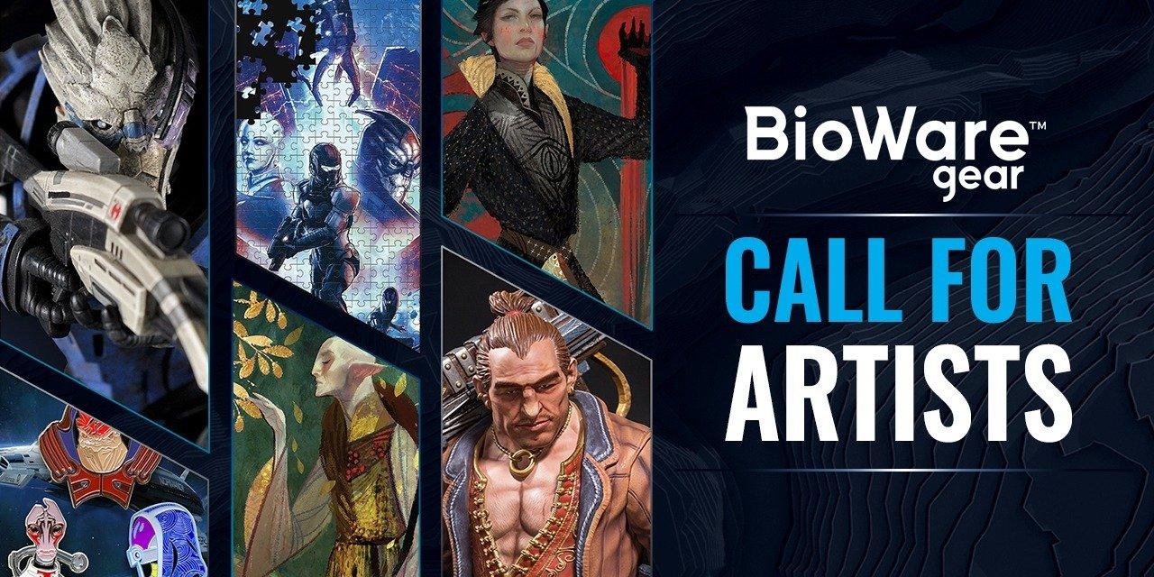 Press Announcement | BioWare Call for Artists