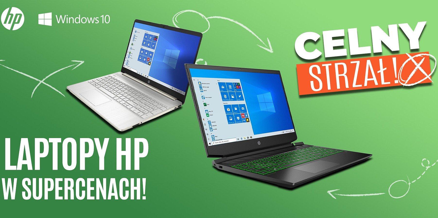 Miesiąc laptopów HP w Komputronik. Wydajne komputery nawet 650 zł taniej!