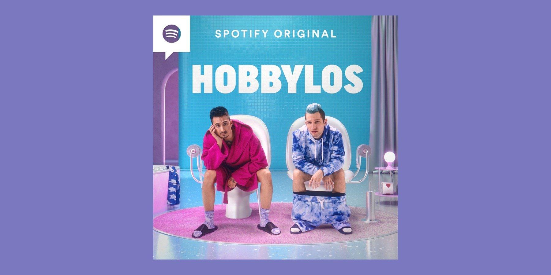 "Rezo und Julien Bam starten Spotify Original Podcast ""Hobbylos"""