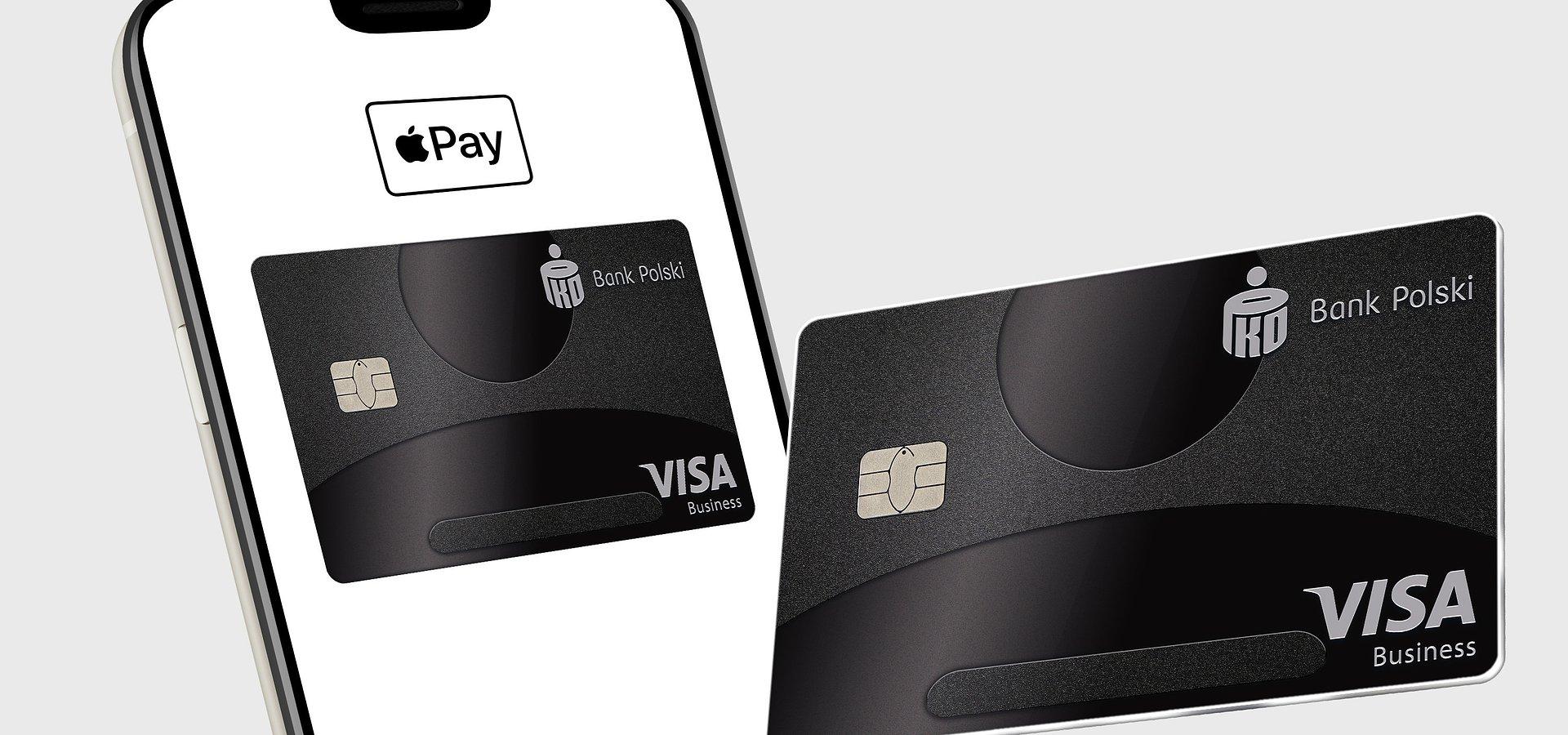 Metalowa karta kredytowa dla klientów korporacyjnych w PKO Banku Polskim