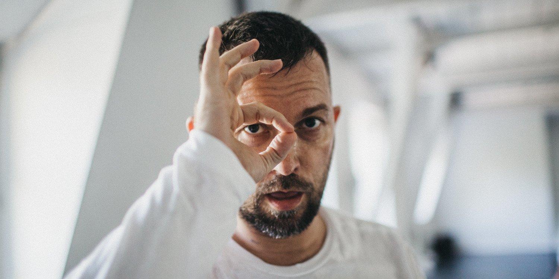 Portret choreograficzny – Eryk Makohon