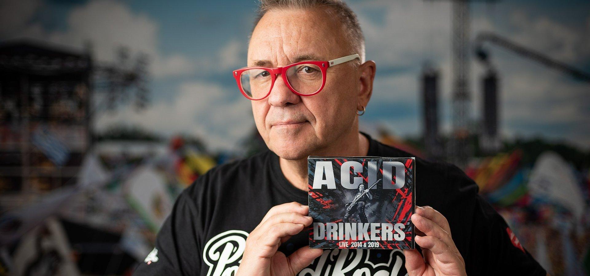 Wyjątkowe wydawnictwo Acid Drinkers już w sprzedaży