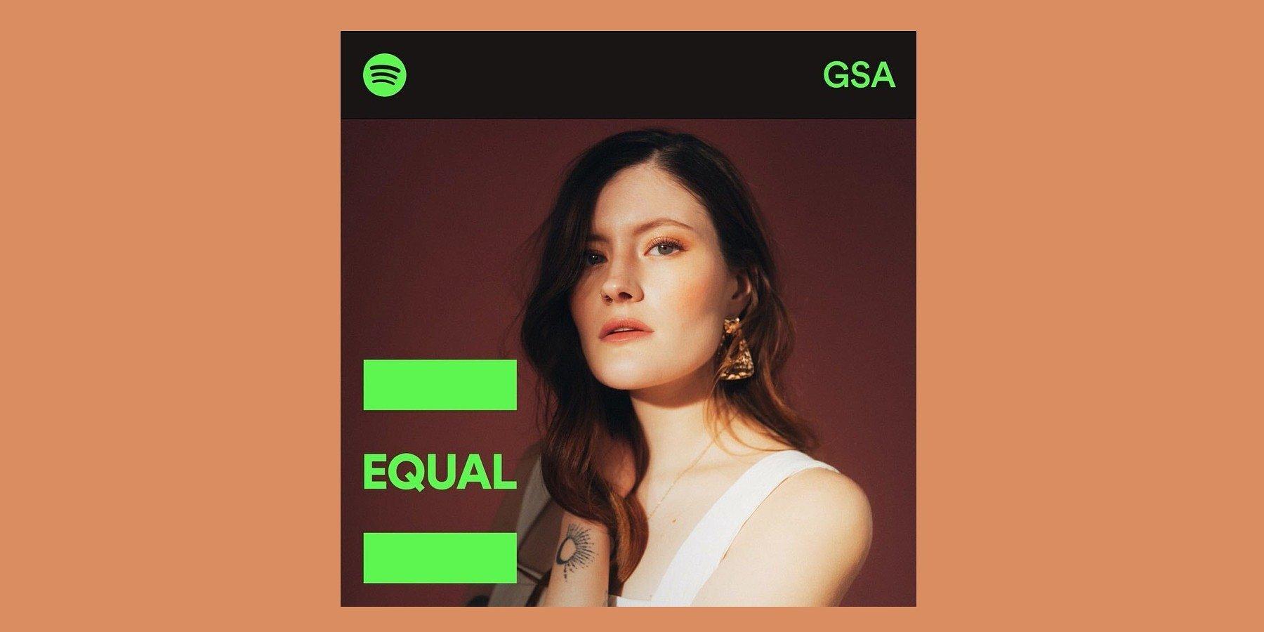 EQUAL: Kampagne mit Madeline Juno auf neuem TikTok-Channel von Spotify