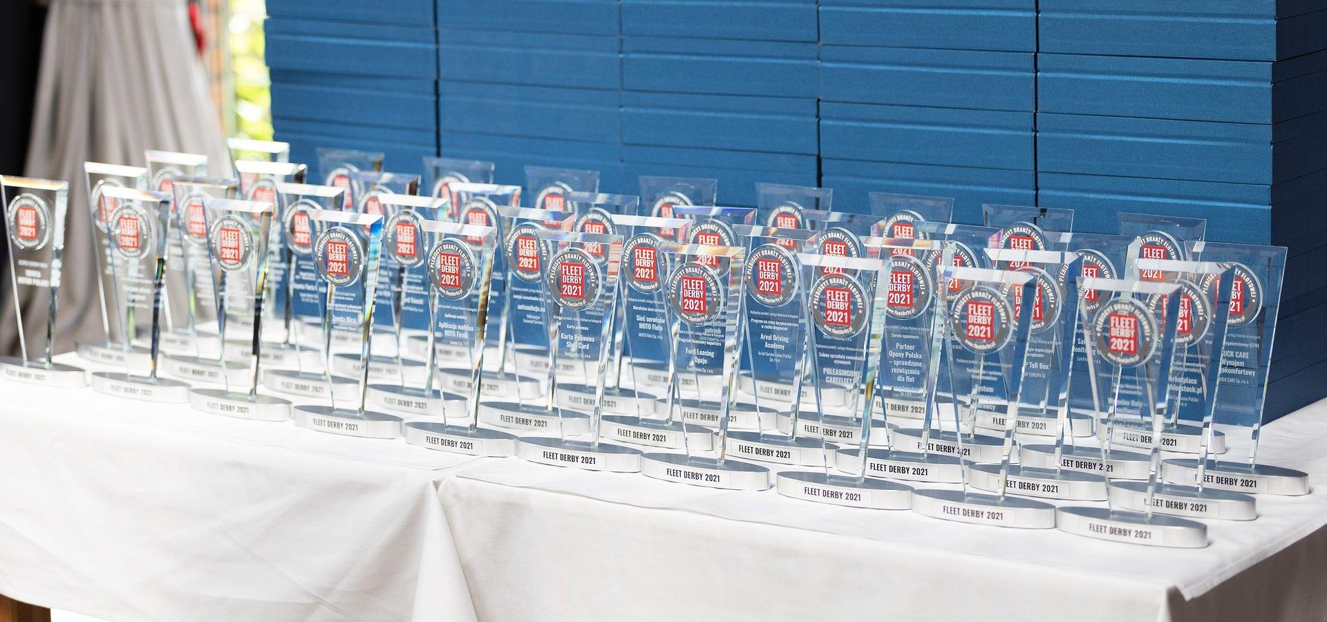 Nagroda Fleet Derby dla oleju silnikowego Shell Rimula