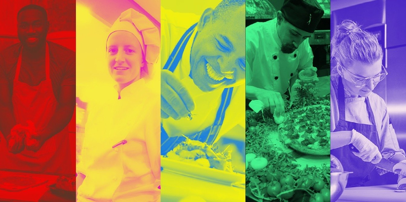 Highlighting LGBTQ+ Chefs in Foodservice