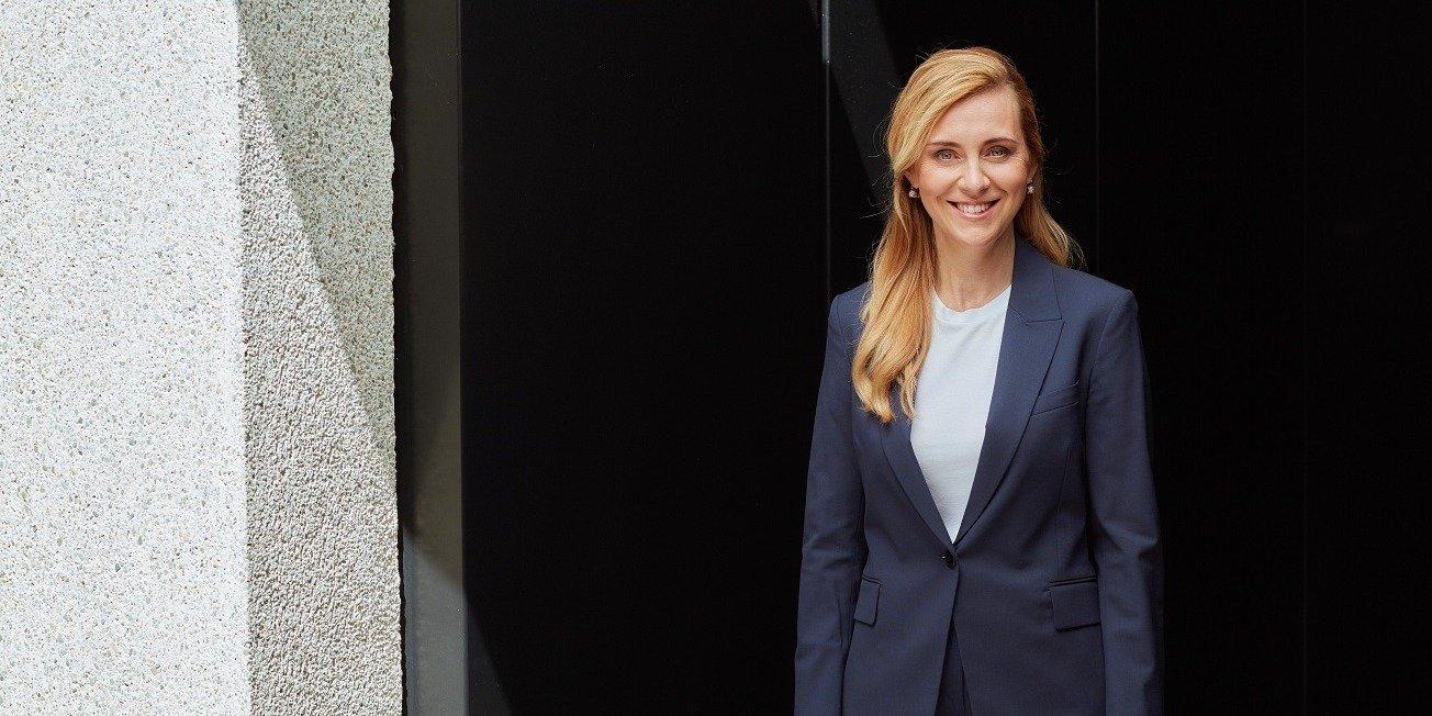 Monika Rajska-Wolińska obejmie stanowisko dyrektor generalnej Colliers na Europę Środkowo-Wschodnią