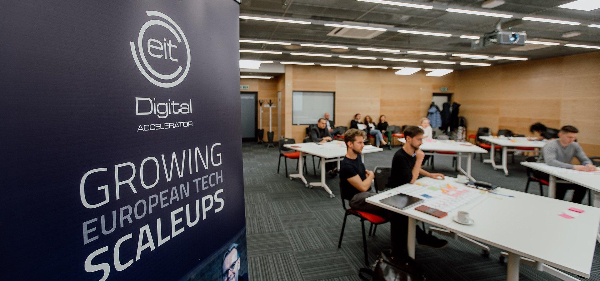 Nowe spółki w natarciu. EIT Digital i Krakowski Park Technologiczny kończą drugą edycję międzynarodowego Venture Programu