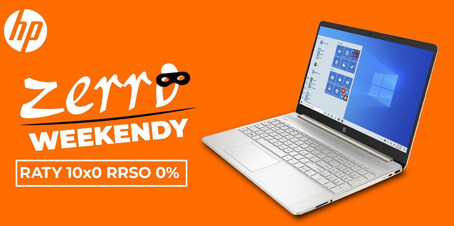 Wielka wyprzedaż laptopów już w ten weekend!