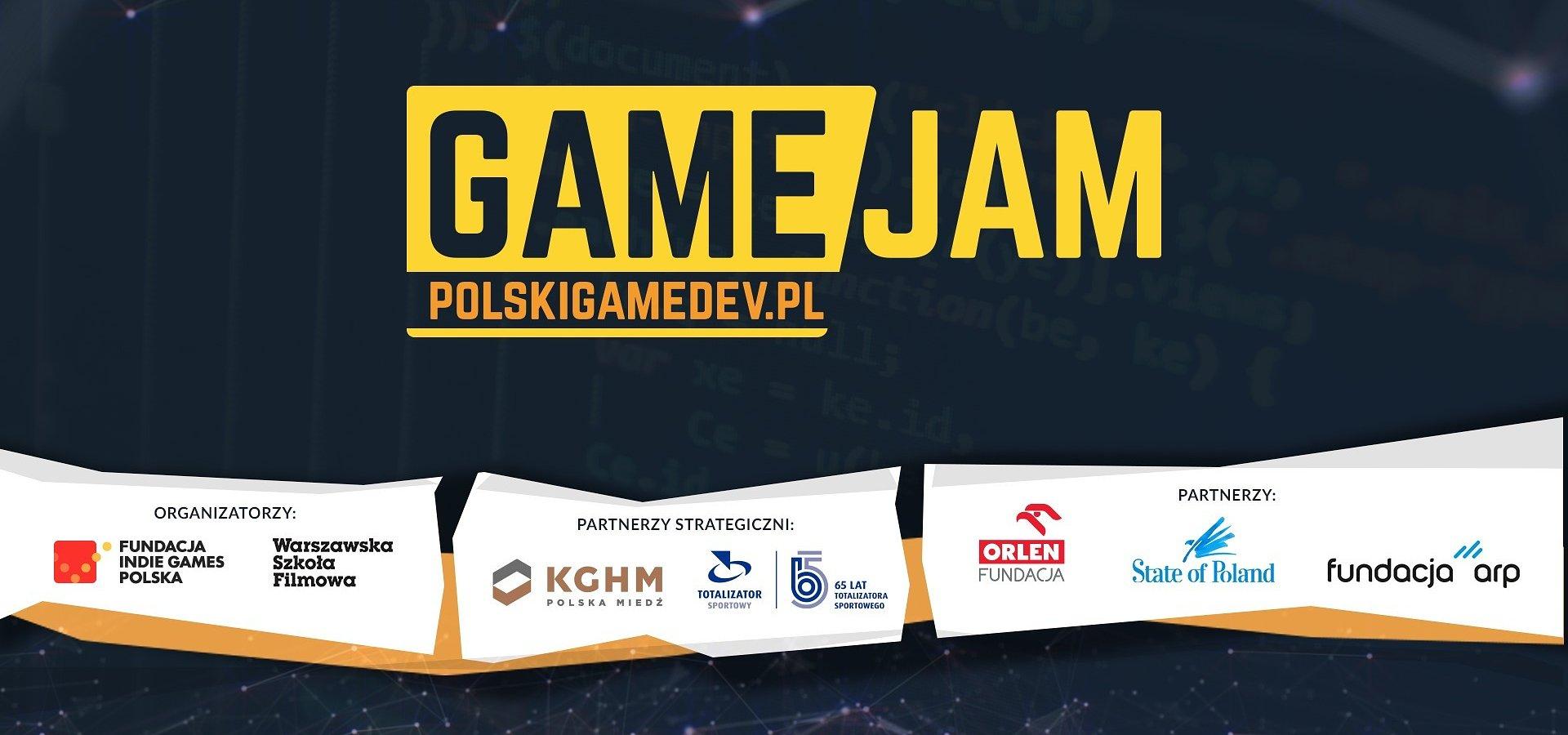 PolskiGamedev.pl: GameJam - Ruszyła rejestracja!