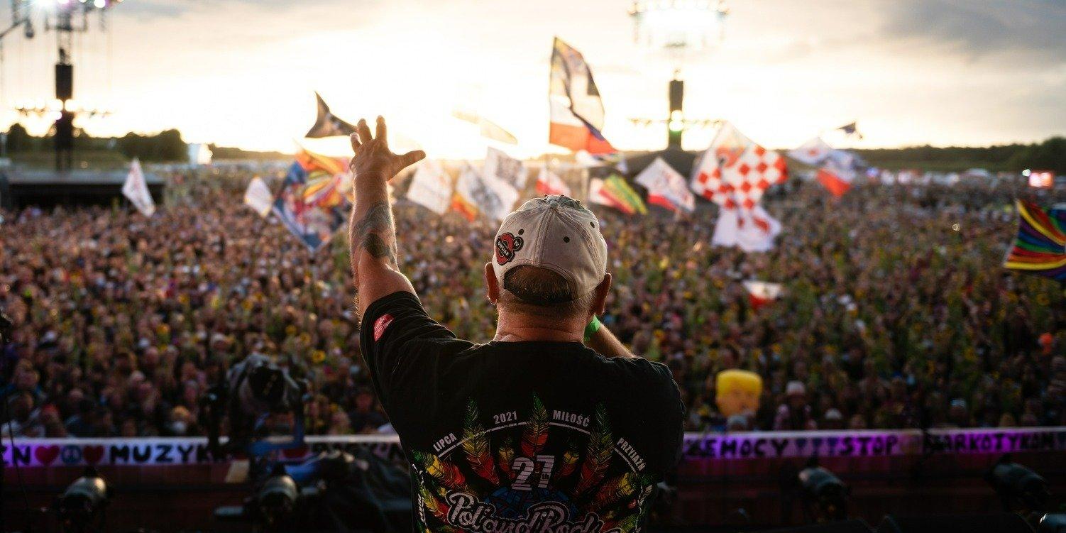 Najpiękniejsze momenty 27. Pol'and'Rock Festival