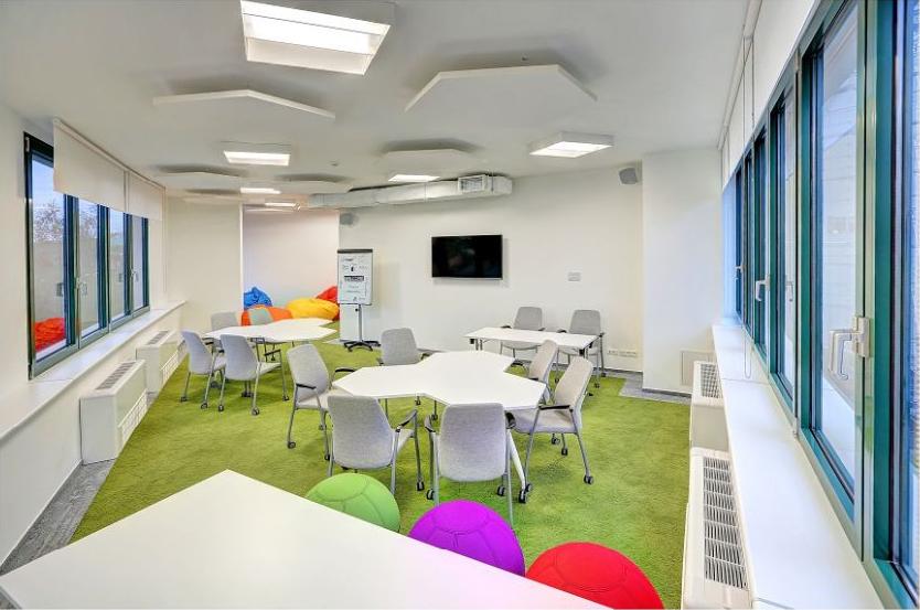 Adgar Poland powiększa przestrzeń Centrum Szkoleniowego na Ochocie